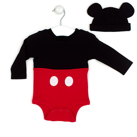 micky maus body disneys baby kleidung mit den tollsten. Black Bedroom Furniture Sets. Home Design Ideas