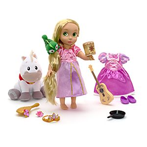 Rapunzel - Animators Collection Geschenkset mit Puppe