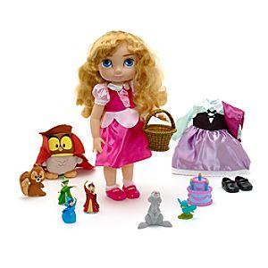 Animators Collection - Dornröschen Geschenkset mit Aurora-Puppe