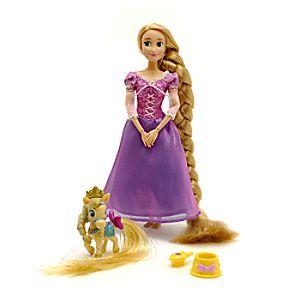 Palace Pets - Rapunzel und Sonata Puppenset