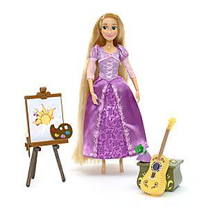 Rapunzel - Singende Puppe Deluxe