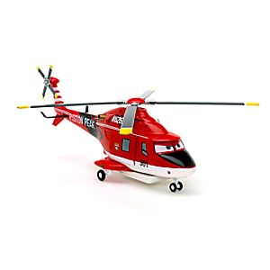 Planes 2 - Sprechender Ranger Blade Helikopter