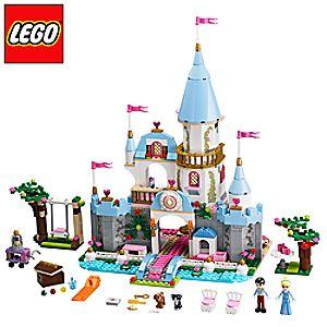 LEGO - Cinderellas romantisches Schloss - Set 41055