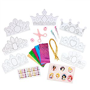 Disney Prinzessin - Diadem-Bastelset