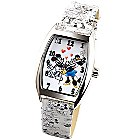 Ingersoll Classic Time Collection - Micky & Minnie Maus Tonneau Armbanduhr
